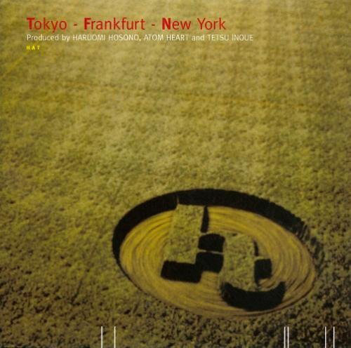 HAT Tokyo-Frankfurt-New York / ハット
