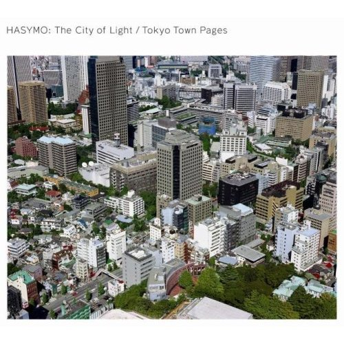 HASYMO / The City of Light / Tokyo Town Pages